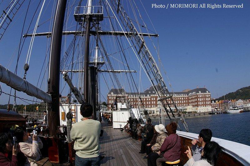 ハウステンボス 洋上クルーズ観光船