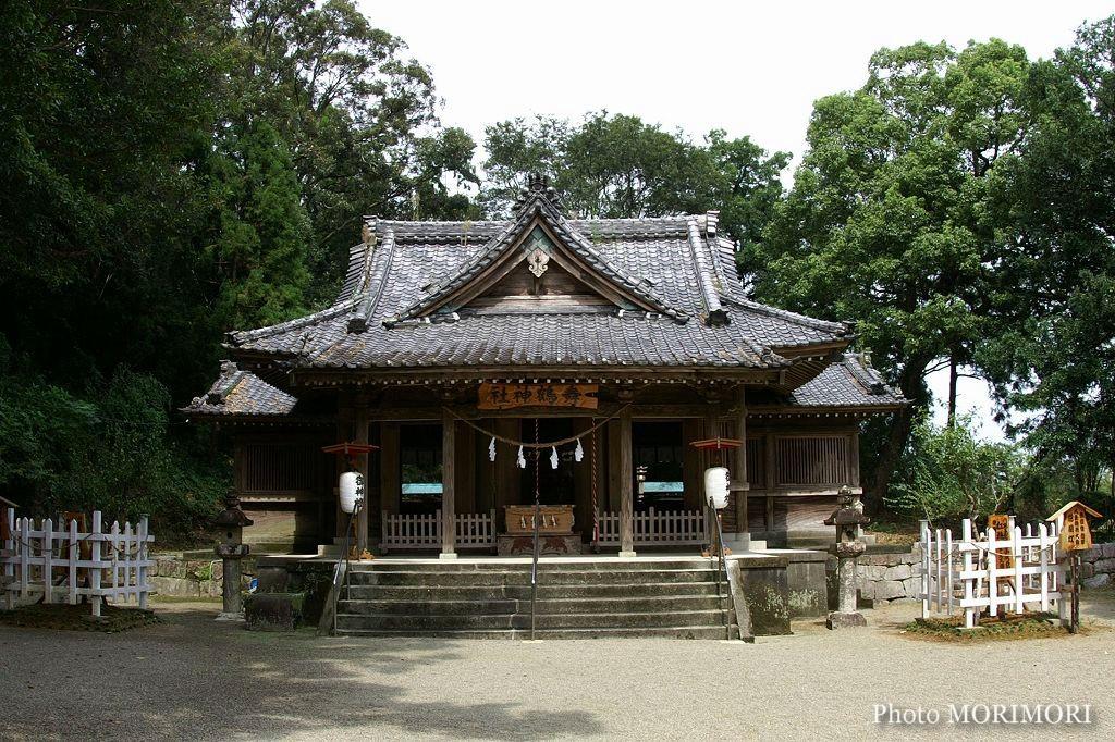 舞鶴神社|宮崎県高鍋町