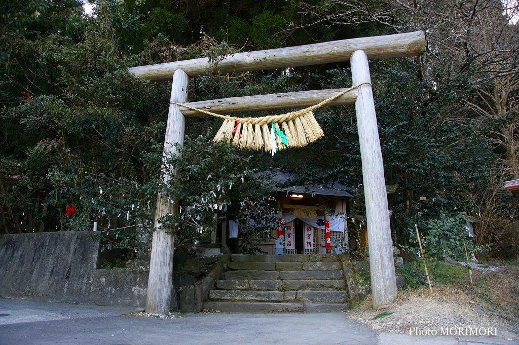 荒立神社(荒立宮) 高千穂